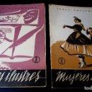 Coleccionismo de Revista Temas Españoles: MUJERES ILUSTRES Y MUJERES DE ESPAÑA. TEMAS ESPAÑOLES NºS 203 Y 74. Lote 83014020