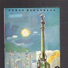 Coleccionismo de Revista Temas Españoles: TEMAS ESPAÑOLES - Nº 404 - BARCELONA 1961 / ILUSTRADO FOTOS. Lote 85071828