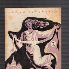 Coleccionismo de Revista Temas Españoles: TEMAS ESPAÑOLES - Nº 136 - AUTOS SACRAMENTALES 1958 / ILUSTRADO FOTOS. Lote 85072436