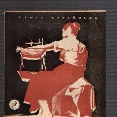 Coleccionismo de Revista Temas Españoles: TEMAS ESPAÑOLES - Nº 172 - TAPICERIA ESPAÑOLA 1955 / ILUSTRADO FOTOS. Lote 85072648