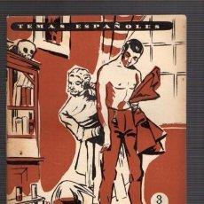Coleccionismo de Revista Temas Españoles: TEMAS ESPAÑOLES - Nº 284 - MEDICINA EN REFRANES 1956 / ILUSTRADO FOTOS. Lote 85073232