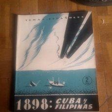 Coleccionismo de Revista Temas Españoles: REVISTA TEMAS ESPAÑOLES N 98. Lote 87583574