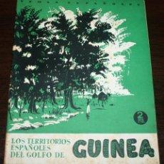 Coleccionismo de Revista Temas Españoles: TEMAS ESPAÑOLES Nº 4 - LOS TERRITORIOS ESPAÑOLES DEL GOLFO DE GUINEA - 1952. Lote 88924820