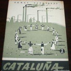 Coleccionismo de Revista Temas Españoles: TEMAS ESPAÑOLES Nº 52 - CATALUÑA - 1953. Lote 88926960