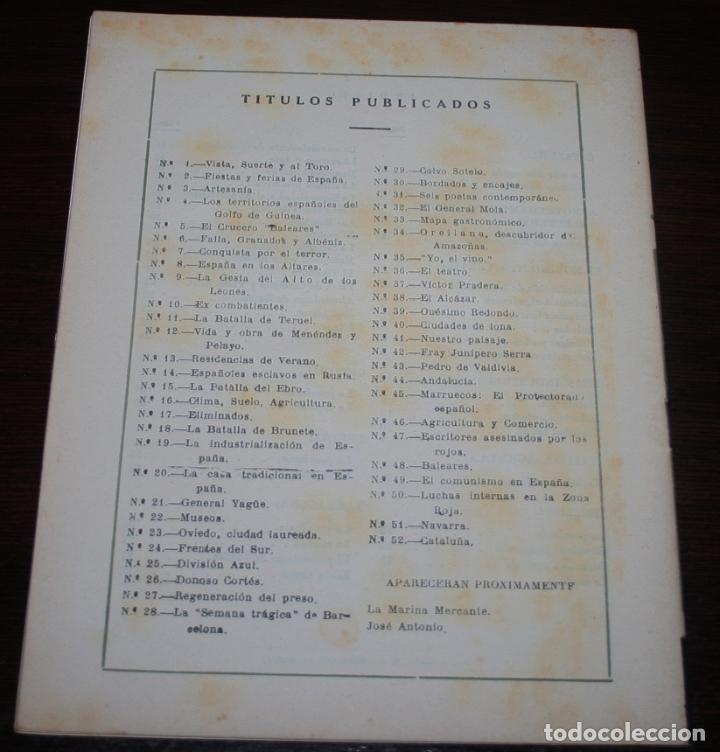 Coleccionismo de Revista Temas Españoles: TEMAS ESPAÑOLES Nº 52 - CATALUÑA - 1953 - Foto 2 - 88926960