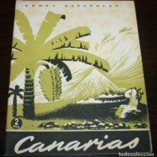 Coleccionismo de Revista Temas Españoles: TEMAS ESPAÑOLES Nº 67 - CANARIAS - 1953. Lote 88927176