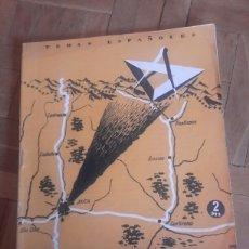 Coleccionismo de Revista Temas Españoles: REVISTA TEMAS ESPAÑOLES N 64. Lote 88979096