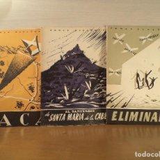 Coleccionismo de Revista Temas Españoles: ELIMINADOS.- JACA.- EL SANTUARIO DE SANTA MARÍA DE LA CABEZA. Lote 89308572