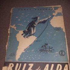 Coleccionismo de Revista Temas Españoles: TEMAS ESPAÑOLES, RUIZ DE ALDA, Nº 165 REF. EST. 236. Lote 91261845