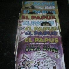 Coleccionismo de Revista Temas Españoles: REVISTA EL PAPUS. Lote 91527720