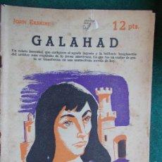Coleccionismo de Revista Temas Españoles: REVISTA LITERARIA NOVELA Y CUENTOS AÑOS 50 Y 60 GALAHAD. Lote 91696670