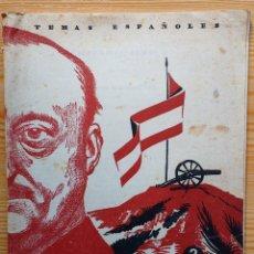Coleccionismo de Revista Temas Españoles: TEMAS ESPAÑOLES - GENERAL PRIMO DE RIVERA Nº 138-1954. Lote 95154939