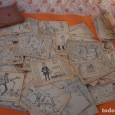 Coleccionismo de Revista Temas Españoles: MINGOTE VIÑETAS CHISTES LOTE 200 APROX DEL DIARIO ABC AÑOS 60.FOTOS ADIC. Lote 97527035