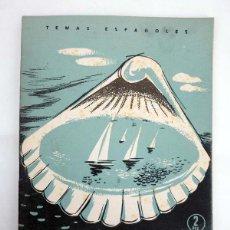Coleccionismo de Revista Temas Españoles: TEMAS ESPAÑOLES 349. SAN SEBASTIÁN (JORGE DE VIGO) PUBLICACIONES ESPAÑOLAS, 1957. Lote 99960978