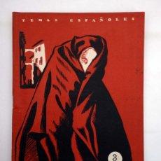 Coleccionismo de Revista Temas Españoles: TEMAS ESPAÑOLES 368. CÁDIZ (VILLAGRÁN / LÓPEZ ALFARO) PUBLICACIONES ESPAÑOLAS, 1958. Lote 99961156