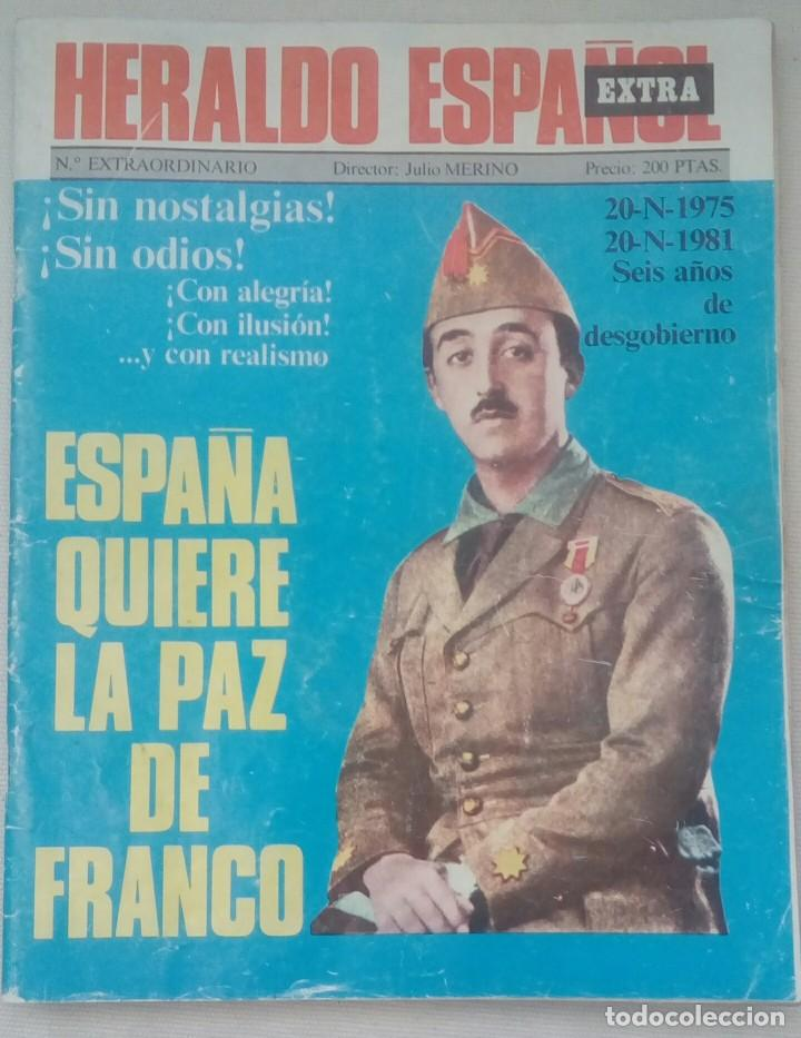 HERALDO ESPAÑOL EXTRA (Papel - Revistas y Periódicos Modernos (a partir de 1.940) - Revista Temas Españoles)