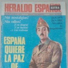 Coleccionismo de Revista Temas Españoles: HERALDO ESPAÑOL EXTRA . Lote 100041639