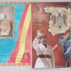 Coleccionismo de Revista Temas Españoles: 2 PUBLICACIONES BAZAR NACIONAL. Lote 100043127