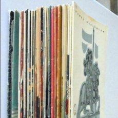 Coleccionismo de Revista Temas Españoles: TEMAS ESPAÑOLES.LOTE DE 43 REVISTAS. Lote 100738103