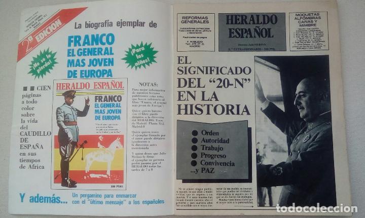 Coleccionismo de Revista Temas Españoles: HERALDO ESPAÑOL EXTRA - Foto 2 - 100041639