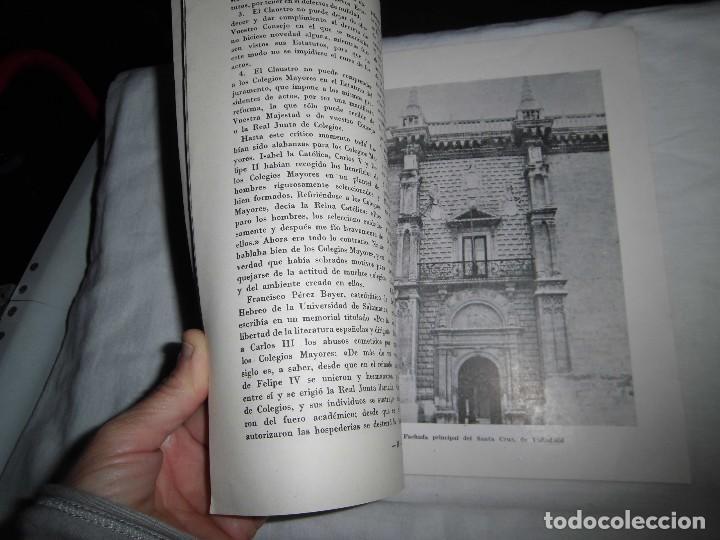 Coleccionismo de Revista Temas Españoles: COLEGIOS MAYORES.-CARLOS EGUIA.TEMAS ESPAÑOLES Nº 319.MADRID 1957 - Foto 4 - 101230019