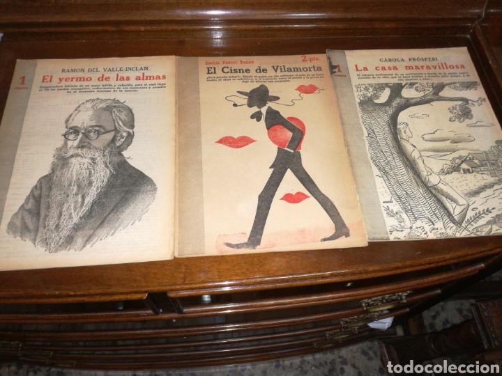 REVISTA LITERARIA (Papel - Revistas y Periódicos Modernos (a partir de 1.940) - Revista Temas Españoles)