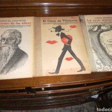 Coleccionismo de Revista Temas Españoles: REVISTA LITERARIA. Lote 102423410