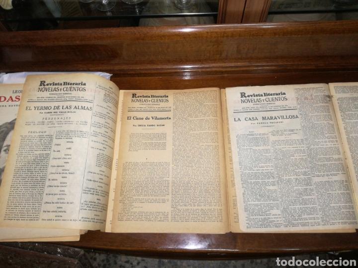 Coleccionismo de Revista Temas Españoles: Revista literaria - Foto 2 - 102423410