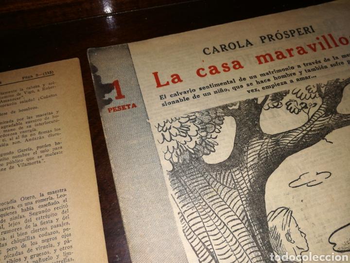 Coleccionismo de Revista Temas Españoles: Revista literaria - Foto 3 - 102423410