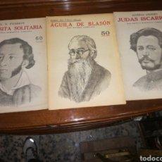 Coleccionismo de Revista Temas Españoles: NOVELAS Y CUENTOS. Lote 102423918