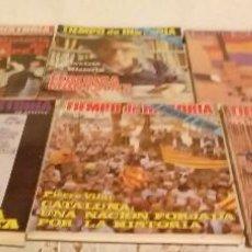 Coleccionismo de Revista Temas Españoles: 8 REVISTAS TIEMPO DE HISTORIA-1977-ILUSTRADA CON AMPLIOS TEMAS. Lote 103445235