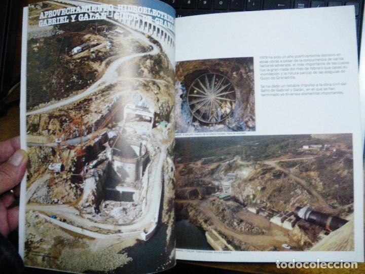 Coleccionismo de Revista Temas Españoles: HIDROELÉCTRICA ESPAÑOLA MEMORIA ACTIVIDADES Y PROYECTOS 1979 - Foto 2 - 107694255