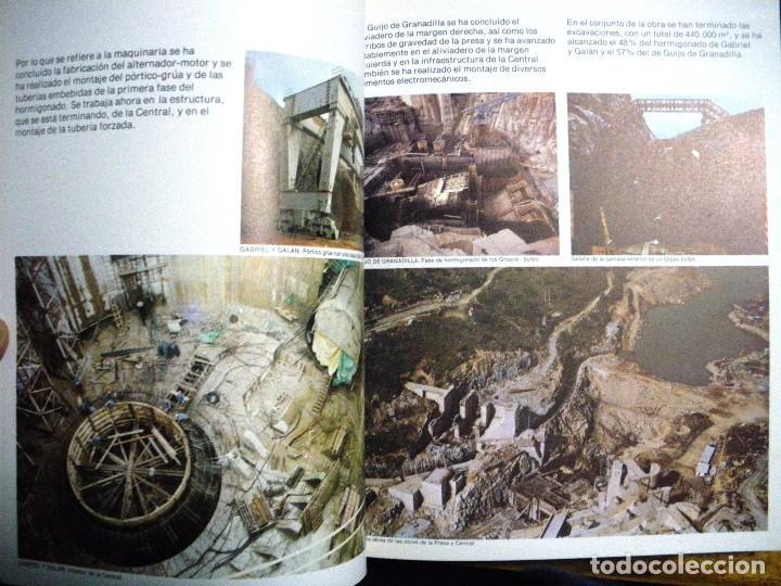 Coleccionismo de Revista Temas Españoles: HIDROELÉCTRICA ESPAÑOLA MEMORIA ACTIVIDADES Y PROYECTOS 1979 - Foto 3 - 107694255