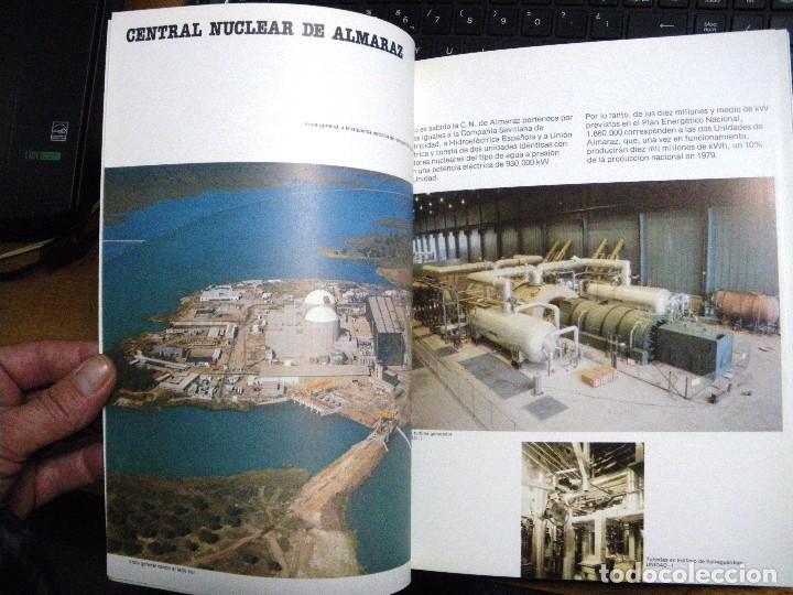 Coleccionismo de Revista Temas Españoles: HIDROELÉCTRICA ESPAÑOLA MEMORIA ACTIVIDADES Y PROYECTOS 1979 - Foto 4 - 107694255