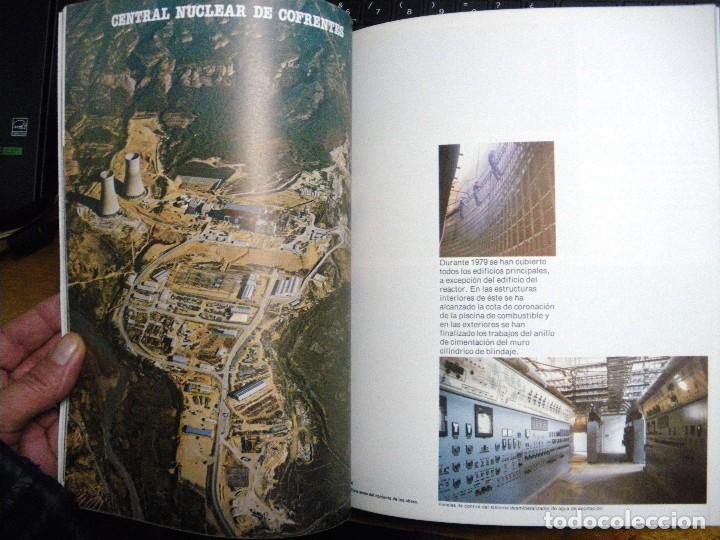 Coleccionismo de Revista Temas Españoles: HIDROELÉCTRICA ESPAÑOLA MEMORIA ACTIVIDADES Y PROYECTOS 1979 - Foto 5 - 107694255