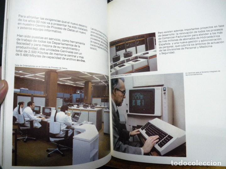 Coleccionismo de Revista Temas Españoles: HIDROELÉCTRICA ESPAÑOLA MEMORIA ACTIVIDADES Y PROYECTOS 1979 - Foto 6 - 107694255