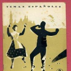 Coleccionismo de Revista Temas Españoles: TEMAS ESPAÑOLES - ARAGON - Nº 126. Lote 108388839