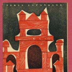 Coleccionismo de Revista Temas Españoles: TEMAS ESPAÑOLES - ARQUITECTURA MODERNA - Nº 371. Lote 108391791