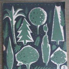 Coleccionismo de Revista Temas Españoles: EL ACERVO FORESTAL Nº 162 LUIS AGUIRRE PRADO. 1955. Lote 111592147