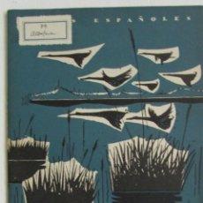 Coleccionismo de Revista Temas Españoles: TEMAS ESPAÑOLES Nº 364 LA ALBUFERA DE VALENCIA. EMILIO FORNET DE ASENSI. 1958. Lote 112509155