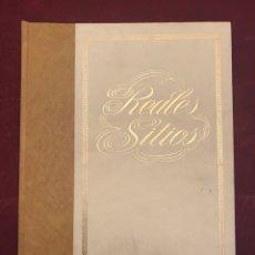 Coleccionismo de Revista Temas Españoles: REVISTA REALES SITIOS, NÚMEROS 47 A 50, AÑO 1976. Lote 112548348