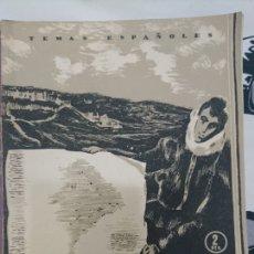 Coleccionismo de Revista Temas Españoles: TEMAS ESPAÑOLES NÚMERO 164 EL GRECO POR PILAR SAINZ BRAVO. Lote 113165558