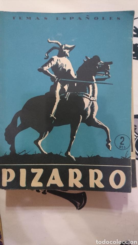 TEMAS ESPAÑOLES NÚMERO 84 PIZARRO POR FERNANDO DE ARMAS MEDINA (Papel - Revistas y Periódicos Modernos (a partir de 1.940) - Revista Temas Españoles)
