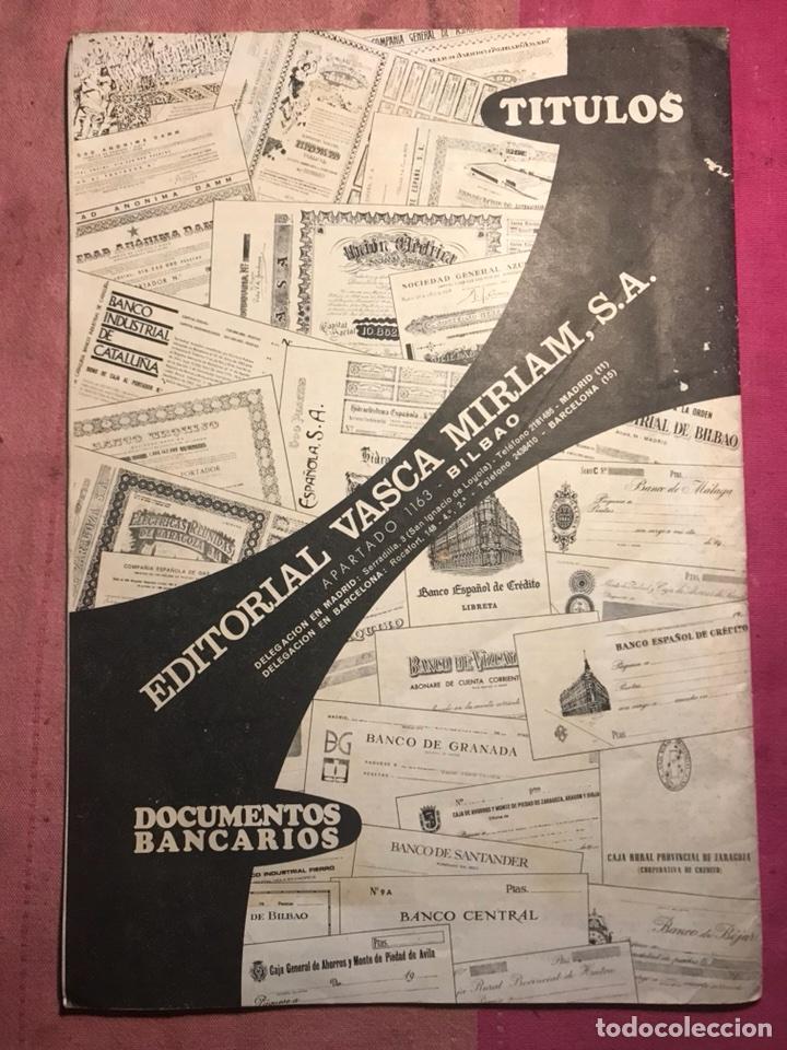 Coleccionismo de Revista Temas Españoles: FOMENTO DE PRODUCCION REVISTA INDUSTRIA COMERCIO FINANZAS INVERSIONES EXTRANJERAS BARCELONA 1971 (4 - Foto 4 - 113187098