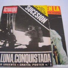 Coleccionismo de Revista Temas Españoles: REVISTA LA ACTUALIDAD ESPAÑOLA Nº 916 CON EL POSTER. Lote 113399443