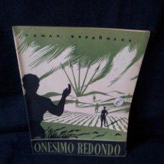 Coleccionismo de Revista Temas Españoles: REVISTA TEMAS ESPAÑOLES - ONESIMO REDONDO Nº 39 - NARCISO GARCIA SANCHEZ - AÑO 1956. Lote 114131871