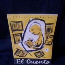 Coleccionismo de Revista Temas Españoles: REVISTA TEMAS ESPAÑOLES - EL CUENTO Nº 297 - CARLOS EGUIA - AÑO 1955. Lote 114131943