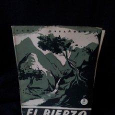 Coleccionismo de Revista Temas Españoles: REVISTA TEMAS ESPAÑOLES - EL BIERZO Nº 305 - LUIS AGUIRRE PRADO - AÑO 1955. Lote 114132643