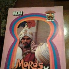 Coleccionismo de Revista Temas Españoles: REVISTA MOROS YCRISTIANOS DE IBI AÑO 1975. Lote 114312699