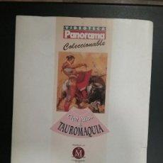 Coleccionismo de Revista Temas Españoles: CIEN AÑOS DE TAUROMAQUIA 1892/ 1992. Lote 114526182